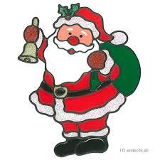 Magicgel Fensterbilder Weihnachten Nikolaus Mit Sack 19 X