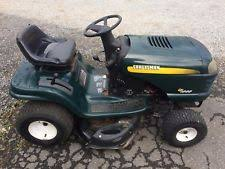 craftsman lawn tractor attachments. sears craftsman lt1000 riding tractor - lawn mower 17.5 hp local pickup only attachments