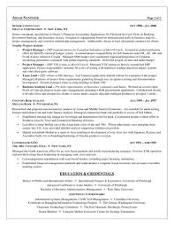 Systems Analyst Resume Example Examples Of Resumes
