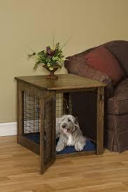 wooden dog crate furniture. Kennel In Oak Wood. D26df71f 2e09 4260 A423 79df548ecaf9 Rectangle 400x Wooden Dog Crate Furniture V