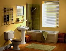 Decorating A Bathroom Wall How To Decorate Walls In A Small Bathroom