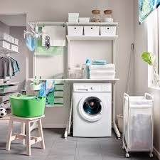 Floor To Ceiling Kitchen Units Laundry Utility Room Furniture And Ideas Ikea