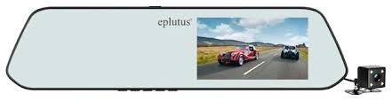 Видеорегистратор Eplutus D01, <b>2</b> камеры — купить по выгодной ...