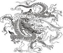 Chinese Dragon Coloring Pages 32799