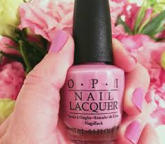 lucky lucky lavender opi nail colors for summer 2018 by ble and bustle