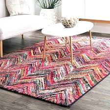 awesome rainbow area rug for chevron rugs the gray barn bench rainbow chevron area rug navy