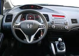 Honda Civic SI 2008 Interior | Automotive Center | Pinterest ...