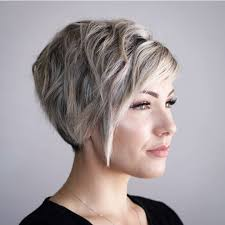 Womens Short Hairstyles For Thick Hair 2019new Hairstyle Collections