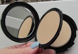 three parts mirror foundation then sponge