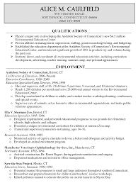 Career Center Education Resume Sample Resume Samples For