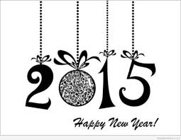 merry christmas and happy new year 2015 black and white. Happy New Year 2015 Clipart Black And White ClipartFest For Merry Christmas