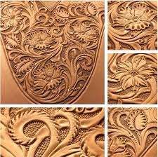 picture suggestion for free leather tooling patterns cross designs belt