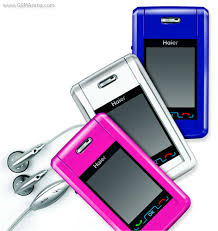 Haier M2000 pictures, official photos