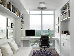 lovely home office setup click. Modern Workspace Ideas: Smart Scandinavian Home Office With A Lovely View Setup Click