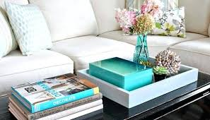 How To Decorate A Coffee Table Tray Coffee Table Tray Decor The Decorating With Inside Ideas stewroush 18
