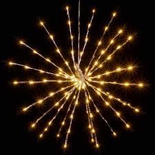 Günstig Nipach Gmbh 120 Led Meteor Stern Leuchtfarbe Warm