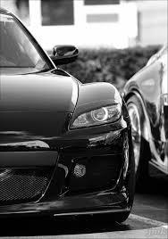 mazda rx8 black modified. mazda rx8 rx8 black modified