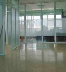 Transparent Aluminium Offismatt Decora Ltd Kenya Aluminium Glass Wall Partitions