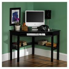 home office corner desks. Image Of: Elegant Black Walmart Corner Desk Home Office Desks