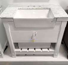 Farmington Bathroom Vanity With Countertop The Flooring Factory