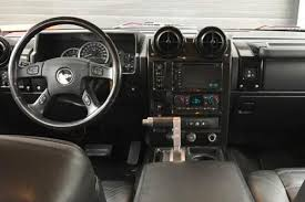2007 hummer h2 interior and redesign