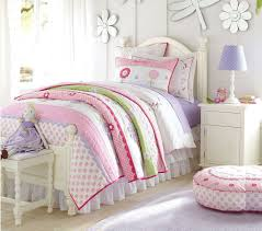 ... Bedroom, Terrific Pottery Barn Kids Room Bedroom With Bed And Tablle  And Cabinet And Purple ...