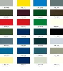 Industrial Paint Colour Chart Dupont Industrial Color Chart Creativedotmedia Info