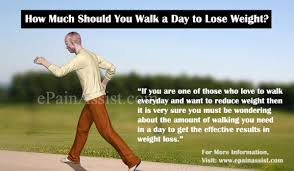 Walk A How Much Should You Walk A Day To Lose Weight