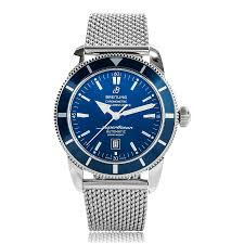 breitling watches the watch gallery® breitling superocean heritage blue dial mens watch a1732016 c734 152a