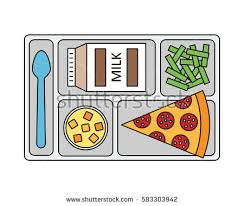 lunch tray clipart. Delighful Tray School Lunch Tray Vectors Clipart Lunch Tray To Clipart Y