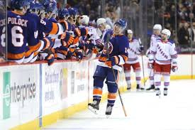 Islanders Depth Chart New York Islanders Rangers Set To Author A New Chapter In