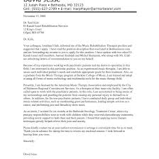 Creative Cover Letter Examples Massage Therapist For Your Aba