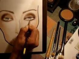 How To Design A Makeup Face Chart Makeup Wonderhowto