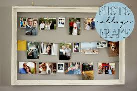 Diy Rustic Frame Diy Rustic Photo Collage Frame My Crafty Spot When Life Gets