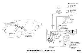 mustang wiring harness diagram 2005 2009 mustang wiring harness 1968 mustang wiring harness diagram at 68 Mustang Wiring Harness