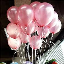 <b>10pcs</b>/<b>lot</b> 1.5g Pink Pearl Latex Balloon <b>21</b> Colors Inflatable ...