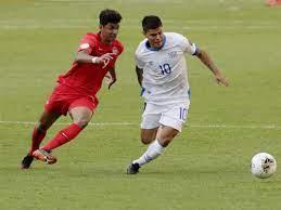 Preview: El Salvador vs. Honduras ...