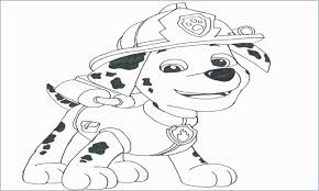Paw Patrol Coloring Pages Everest New Paw Patrol Everest Coloring