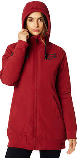 fox racing women 039 s metrick jacket coat