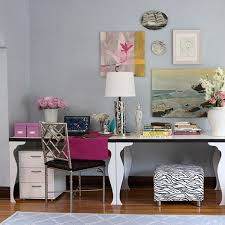 dining room home office.  office pin it blank wall two desks bhg 6 the dining room throughout room home office o