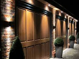 best outdoor garage lighting