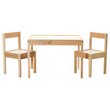 sophisticated childrens table and chairs set table and 2 chairs set white and pine childrens table