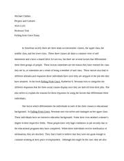 extraction of caffeine from tea michael chelala ta jaylene 6 pages falling from grace essay