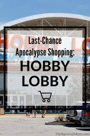 last chance apocalypse ping hobby lobby