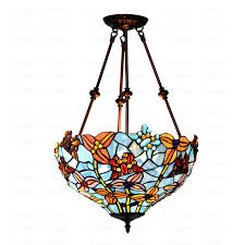 home and furniture picturesque stained glass light fixture in vintage 8 ceiling fixtures twig stained