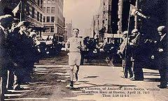Image result for the world's oldest annual marathon.
