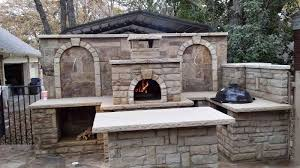 checkmark landscaping outdoor diy wood fired brick pizza oven for outdoor pizza oven plans fireplace