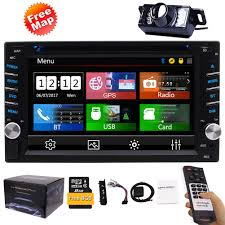FREE Backup <b>Camera</b> Included + <b>NEW</b> Design Double Din Car ...