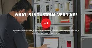 Tool Vending Machines For Sale Fascinating AutoCrib How Can Industrial Vending Save You Money