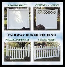 Vinyl solid picket fence Stone Fairway Vinyl Pvc Fences Composite Decking Fairway Vinyl Fences Pvc Fences Vinyl Fencing No Maintenance Fences